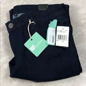 NWT Kut From the Kloth Karen Baby Bootcut Jeans